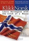Klikknorsk Cd-rom (Learn Norwegian with the Click of a Mouse.)