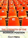 The Strength of the 'Mormon' Position (Interesting Ebooks)