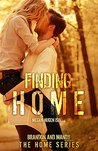 Finding Home (The Home Series: Brandon & Mandy)