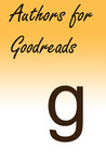 Authors for Goodreads