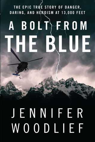 A Bolt from the Blue by Jennifer Woodlief