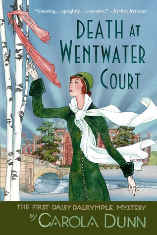 Death At Wentwater Court: The First Daisy Dalrymple Mystery