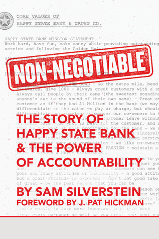 Non-Negotiable by Sam Silverstein