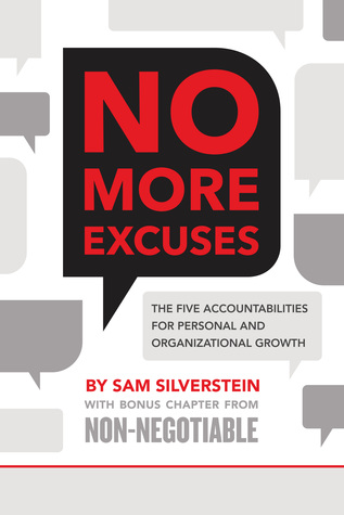 No More Excuses by Sam Silverstein