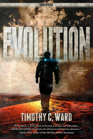 Scavenger: Evolution (Sand Divers, Book One)