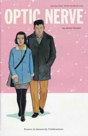 Optic Nerve #4 by Adrian Tomine