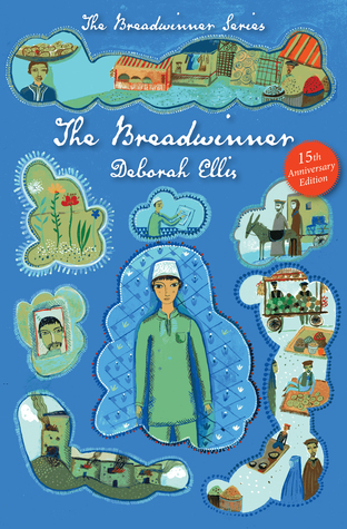 The Breadwinner by Deborah Ellis