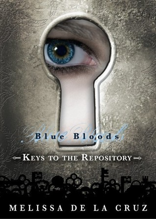 Keys to the Repository by Melissa de la Cruz