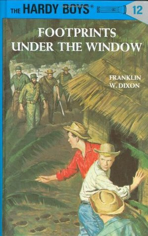 Footprints Under the Window by Franklin W. Dixon