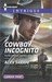Cowboy Incognito (The Brothers of Hastings Ridge Ranch #1)