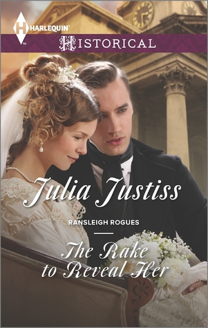 The Rake to Reveal Her (Ransleigh Rogues, #4)