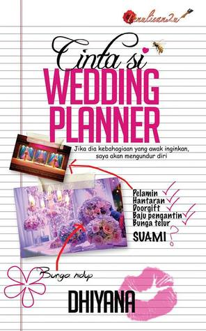 Novel- Cinta Si Wedding Planner