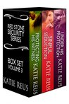 Red Stone Security Series Box Set: Volume 3 (Red Stone Security, #7-9)