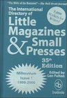 The International Directory of Little Magazines & Small Presses 2008-2009 (International Directory of Little Magazines and Small Presses)