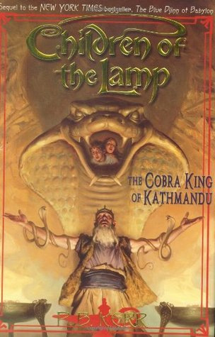 The Cobra King of Kathmandu by P.B. Kerr