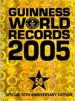 guiness book of records 2005