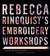 Rebecca Ringquist's Embroidery Workshops: A Bend-the-Rules Primer