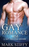 A Gay College Lesson (Gay Romance MM, #2)
