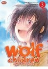 Wolf Children Ame and Yuki Vol. 3