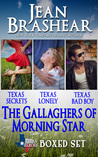 The Gallaghers of Morning Star Boxed Set (Texas Heroes: The Gallaghers of Morning Star Books 1-3)