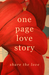 One Page Love Story: Share ...