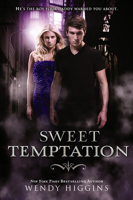 Sweet Temptation (The Sweet Trilogy #4) - Wendy Higgins
