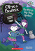 The Not-So Itty-Bitty Spiders: A Branches Book (Olive & Beatrix #1)
