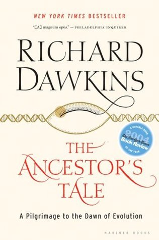 The Ancestor's Tale by Richard Dawkins