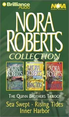 The Quinn Brothers Trilogy by Nora Roberts