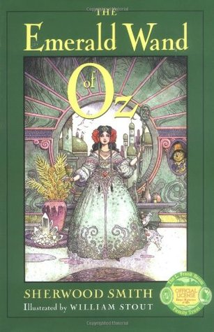 The Emerald Wand of Oz by Sherwood Smith