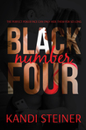 Black Number Four by Kandi Steiner