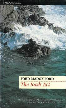The Rash Act by Ford Madox Ford