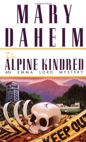The Alpine Kindred by Mary Daheim
