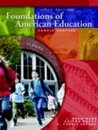 Foundations of American Education-Text Only