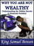 Why You Are Not Wealthy