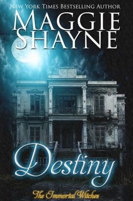 Destiny by Maggie Shayne