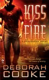 Kiss of Fire (Dragonfire, #1)