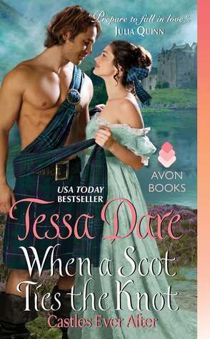 When a Scot Ties the Knot                  (Castles Ever After #3)