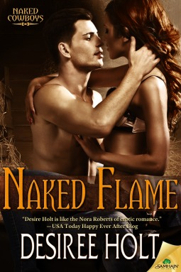 Naked Flame (Naked Cowboys, #6)