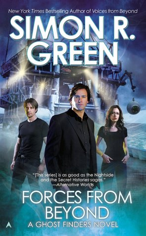 Simon R Green Books