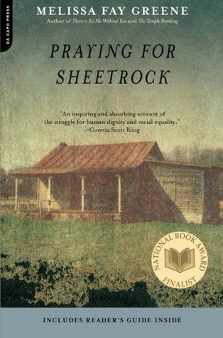 Praying for Sheetrock by Melissa Fay Greene