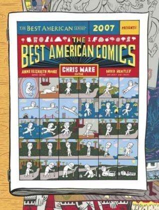 The Best American Comics 2007 by Chris Ware