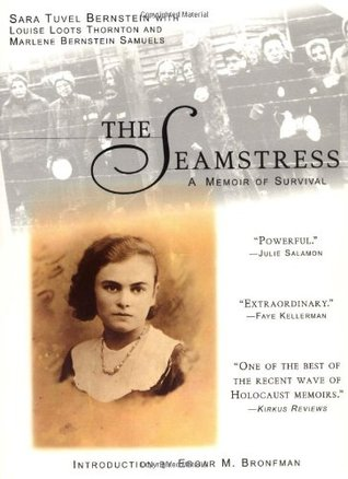 The Seamstress by Sara Tuvel Bernstein