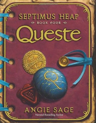 Queste by Angie Sage