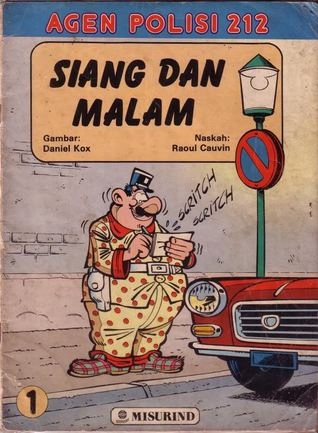 Siang dan Malam by Raoul Cauvin