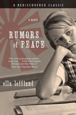 Rumors of Peace by Ella Leffland