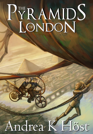 The Pyramids of London (The Trifold Age, #1)