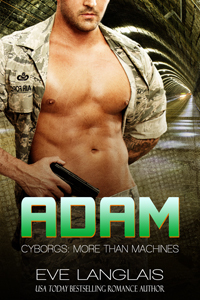 Adam (Cyborgs: More Than Machines, #6)