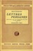 Les lettres persanes by Montesquieu