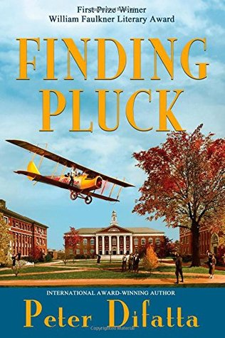 Finding Pluck by Peter Difatta